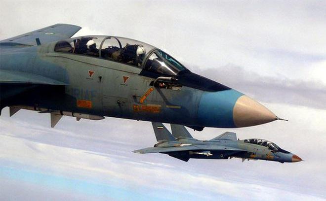 [ẢNH] Iran hối hận sâu sắc khi bỏ lỡ cơ hội sở hữu 30 tiêm kích Su-30SM - Ảnh 1.