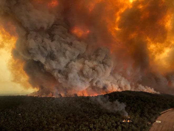 Bão lửa ở Úc: Giáng những đòn nặng nề, có thể kích hoạt thảm họa triệu năm trỗi dậy - Đó là gì? - Ảnh 7.