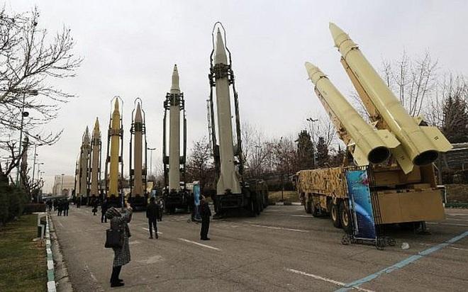 Iran dọa Mỹ bằng tên lửa mang 10 đầu đạn hạt nhân, đương lượng nổ 4,2 MT - Ảnh 7.