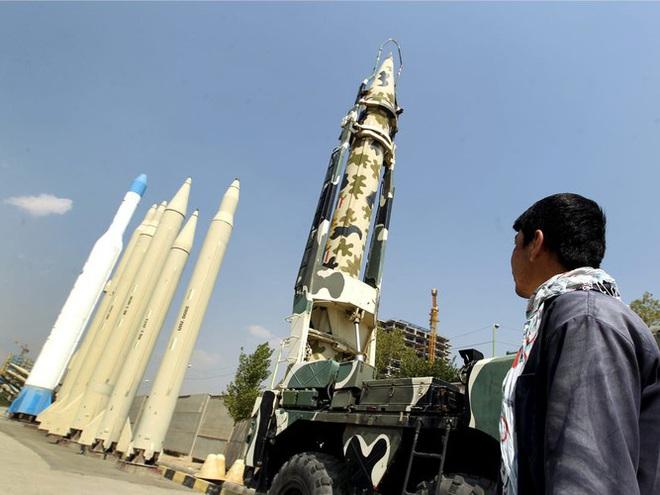 Iran dọa Mỹ bằng tên lửa mang 10 đầu đạn hạt nhân, đương lượng nổ 4,2 MT - Ảnh 10.