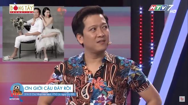 Trường Giang xin lỗi khán giả vì ám ảnh Nhã Phương, đòi ăn vợ trên truyền hình - Ảnh 1.