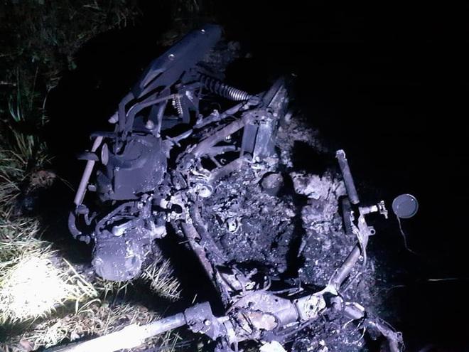 Minh cô đơn được nhiều người quan tâm sau khi bị truy sát, đốt xe máy - Ảnh 1.