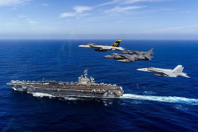 Choáng ngợp với kho vũ khí 2.000 tỷ USD mà Quân đội Mỹ sẽ sử dụng để đáp trả Iran - Ảnh 5.