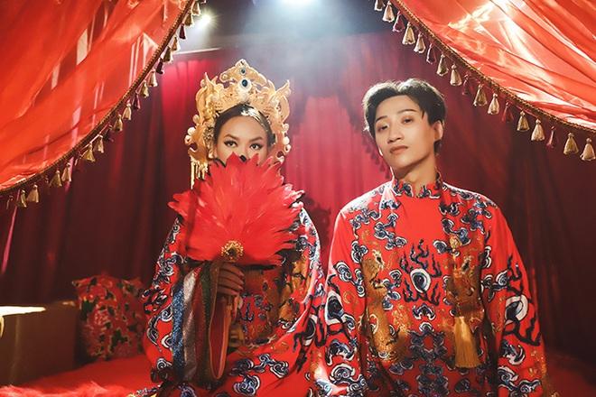 Adam Lâm mời Mai Ngô, Hải Triều tham gia web drama cổ trang xuyên không - Ảnh 6.