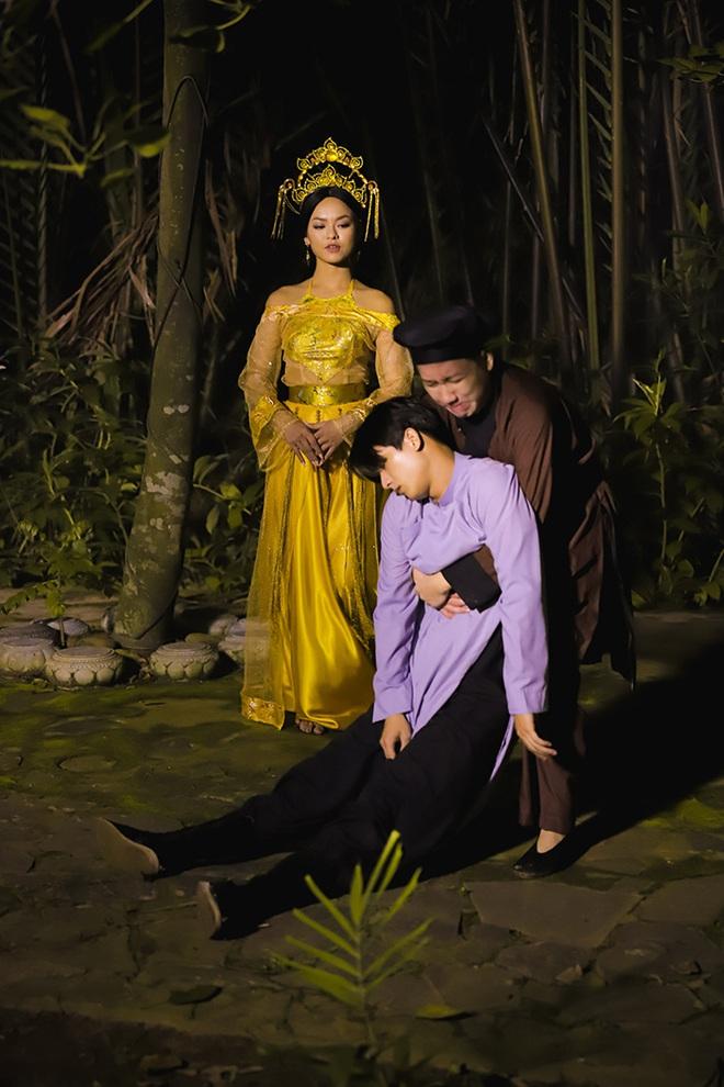 Adam Lâm mời Mai Ngô, Hải Triều tham gia web drama cổ trang xuyên không - Ảnh 5.