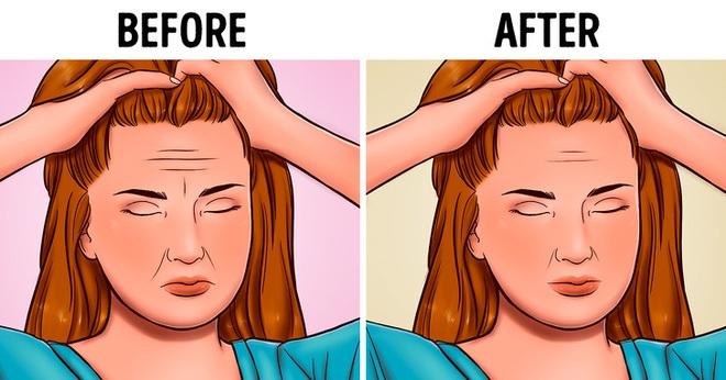 Bài mát xa đầu giúp trẻ hóa toàn bộ khuôn mặt, lưu thông khí huyết và ngăn ngừa bệnh tật - Ảnh 1.