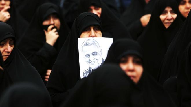 Chiến tranh Mỹ-Iran sẽ giúp Trung Quốc giành được thập kỷ vàng phát triển trong yên bình? - Ảnh 2.