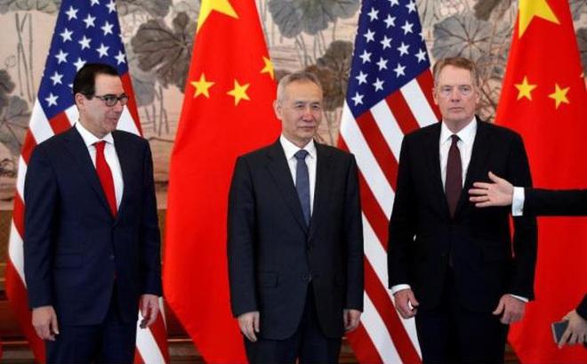 Trung Quốc xác nhận sang Mỹ ký thỏa thuận thương mại giai đoạn 1 vào tuần tới