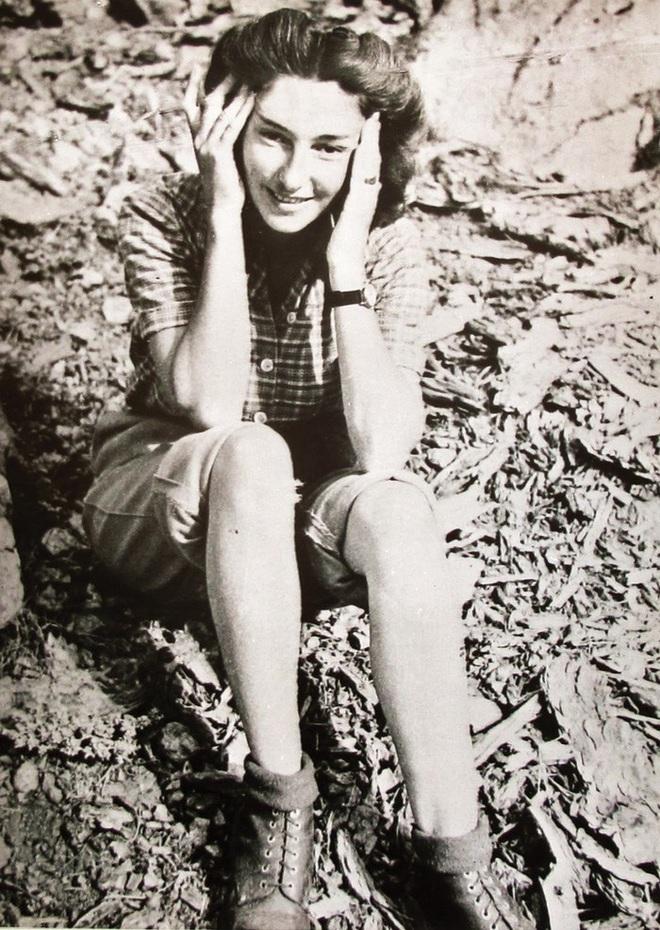Nữ điệp viên sát thủ thầm lặng thời Thế chiến thứ hai - Ảnh 1.