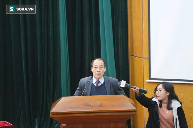 PGS.TS Trần Đắc Phu: Từ dịch SARS kinh hoàng, nhận ra đây đang là giai đoạn vàng chống corona cho Việt Nam - Ảnh 1.