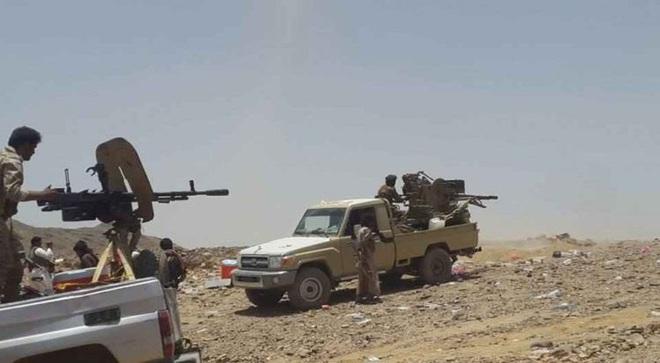 Houthi gây địa chấn, diệt-bắt 300 xe và 3.500 lính liên quân Saudi: Lần thứ 2 khủng khiếp - Ảnh 12.