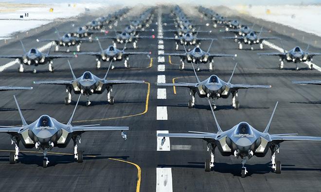 Tiêm kích F-35 Mỹ bị Nga tóm sống giữa căng thẳng Trung Đông cao tột độ: Đáng kinh ngạc - Ảnh 2.