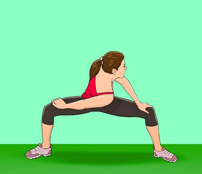 Nghỉ Tết ít tập khiến rổ mỡ bụng dưới căng cứng: Bài tập đốt mỡ hiệu quả chỉ sau 3 tuần - Ảnh 4.