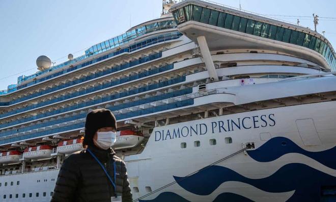 Virus corona: 910 ca tử vong trên toàn cầu, Nhật Bản phát hiện thêm 60 ca nhiễm virus NCP trên du thuyền - Ảnh 1.