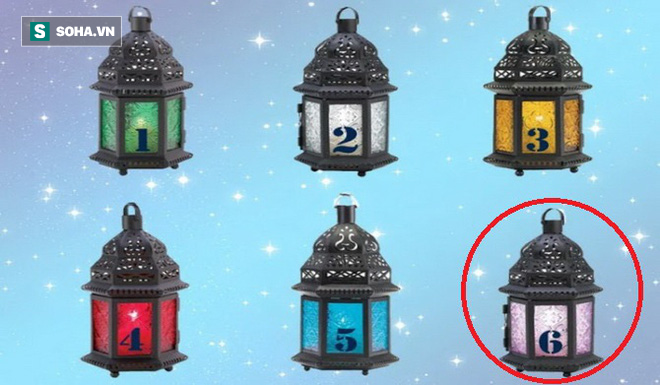 Hãy chọn ngọn đèn soi sáng năm 2020: Nếu là số 2, có thể bạn sẽ thực sự hạnh phúc - Ảnh 6.