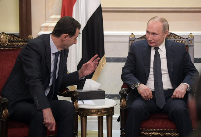 Nga chiến thắng ngoài sức tưởng tượng ở Syria: Phương Tây đã khinh suất trước tài thao lược của Tổng thống Putin? - Ảnh 2.
