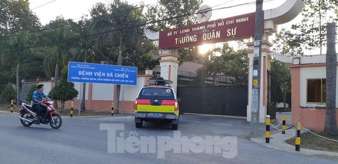Cận cảnh Bệnh viện dã chiến TPHCM đi vào hoạt động - Ảnh 1.