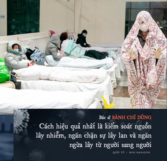 Chia sẻ của bác sĩ TQ về sự sống và cái chết ở Vũ Hán: Tôi đã khóc, có bệnh nhân quỳ xuống cầu xin tôi cho nằm viện - Ảnh 12.