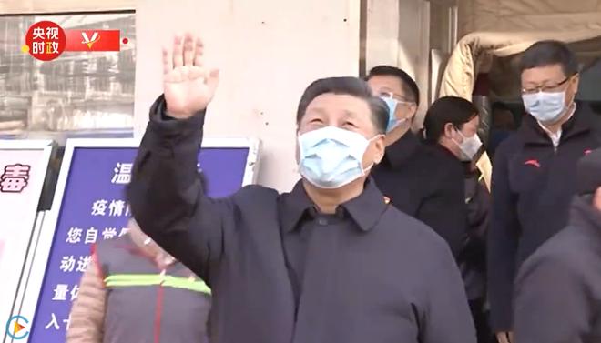[ẢNH, VIDEO] Chủ tịch TQ Tập Cận Bình lần đầu xuất hiện ở tuyến đầu chống dịch viêm phổi do virus corona (NCP) - Ảnh 8.