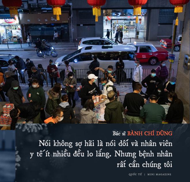 Chia sẻ của bác sĩ TQ về sự sống và cái chết ở Vũ Hán: Tôi đã khóc, có bệnh nhân quỳ xuống cầu xin tôi cho nằm viện - Ảnh 15.