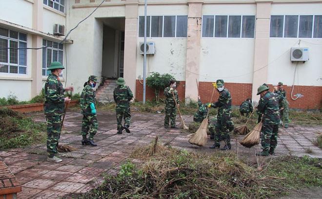 Vĩnh Phúc huy động lực lượng lắp đặt Bệnh viện dã chiến 300 giường đối phó virus Corona