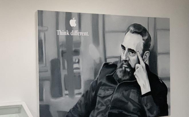 Sự hiện diện độc đáo của Apple tại Cuba