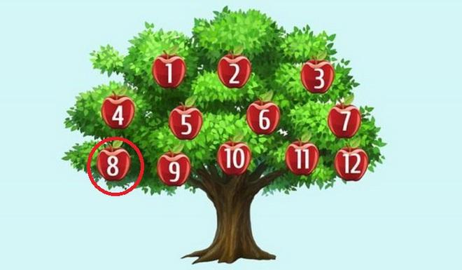 Hãy chọn một quả táo để phán đoán chuyện sắp xảy ra: Số 6, thành công song hành với bạn - Ảnh 8.