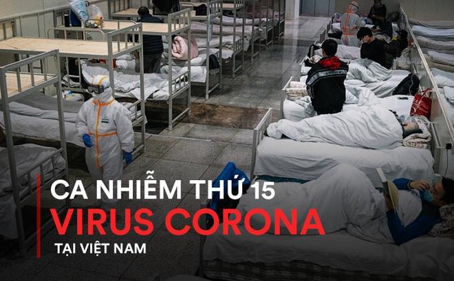 Ca bệnh thứ 15 dương tính với virus Corona ở Việt Nam là cháu bé 3 tháng tuổi ở Vĩnh Phúc