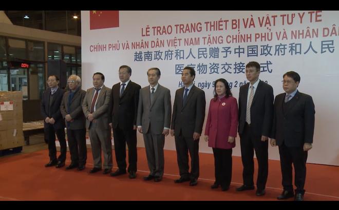 [VIDEO] Đại sứ Trung Quốc cảm ơn Việt Nam, đánh giá cao biện pháp phòng chống dịch của Chính phủ Việt Nam