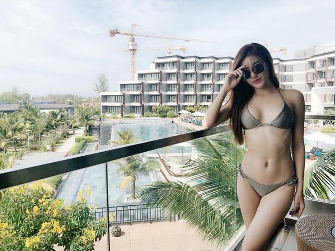 Loạt ảnh Á hậu Huyền My mặc bikini đầy nóng bỏng - Ảnh 7.