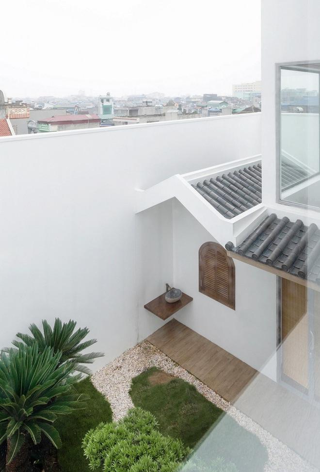 Ngôi nhà với nhiều mái vòm và cửa sổ ở Nam Định - Ảnh 8.