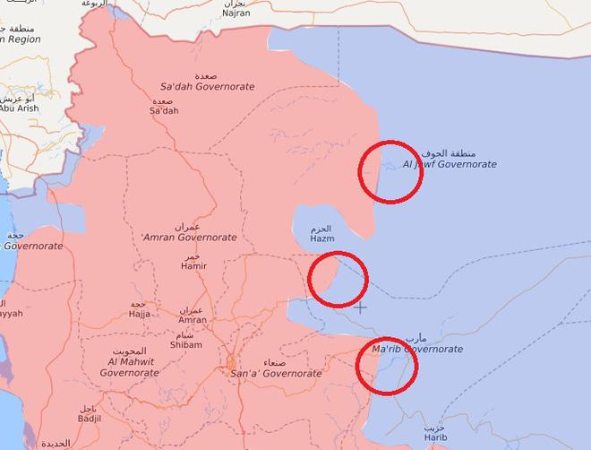 NÓNG: Giáng đòn hiểm, bắn rơi máy bay trinh sát vào Liên minh Saudi, Houthi ào ạt tiến chiếm Marib - Ảnh 1.