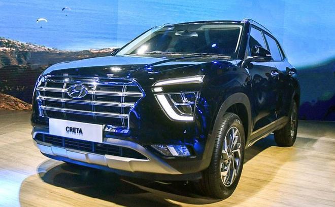 Đã có thể đặt hàng mua chiếc Hyundai Creta giá 300 triệu đồng