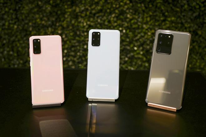 Khách Việt có thể đặt mua Samsung Galaxy S20 từ hôm nay, giá gần 23 triệu đồng - Ảnh 1.