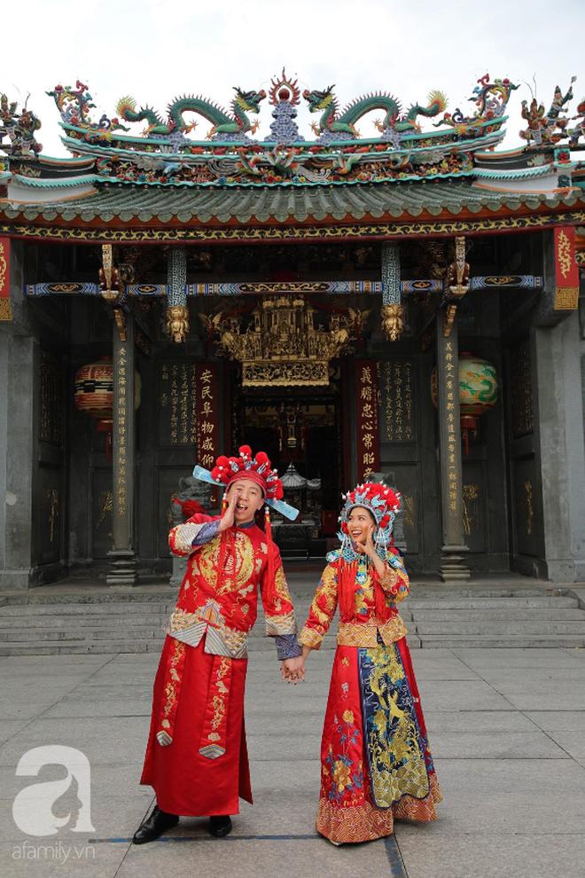 Quen qua mạng rồi cưới được Việt kiều, cặp đôi cùng bị nghi ngờ giới tính đầy tréo ngoe và sự thật hài hước bất ngờ sau khi kết hôn - ảnh 8