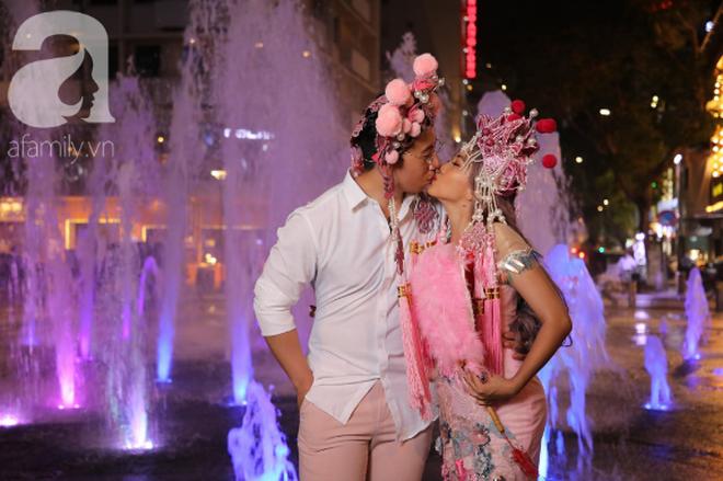 Quen qua mạng rồi cưới được Việt kiều, cặp đôi cùng bị nghi ngờ giới tính đầy tréo ngoe và sự thật hài hước bất ngờ sau khi kết hôn - ảnh 11