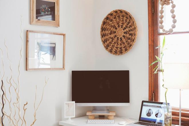 Bóc những thiết kế đồ chế siêu xịn dành riêng cho không gian làm việc tại nhà, đồng nghiệp đến chỉ có nước ghen tị - Ảnh 11.