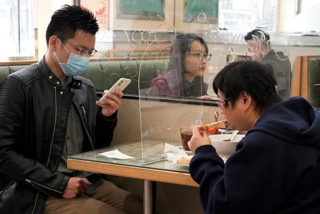 Trung Quốc ra mắt ứng dụng phát hiện bạn có thể bị lây bệnh khi tiếp xúc gần với người nhiễm virus corona hay không - Ảnh 1.