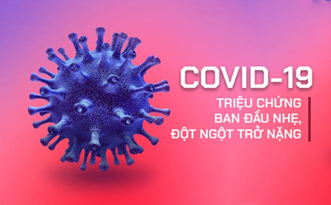 """Chuyên gia: """"Triệu chứng ban đầu nhẹ, đột ngột trở nặng"""" là điều đáng sợ nhất của Covid-19"""