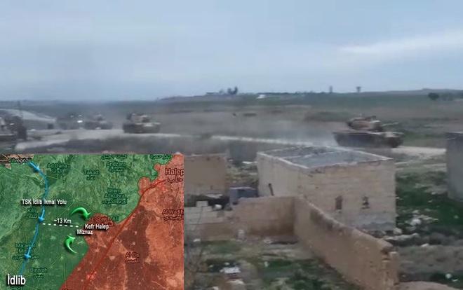 """Nga-Thổ liên tục ra đòn """"dưới thắt lưng"""" ở Idlib: Nước cờ hiểm chia lại miếng bánh Syria? - Ảnh 1."""