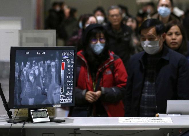 Loạt ảnh ấn tượng về cách Trung Quốc đối phó với đại dịch corona - Ảnh 19.