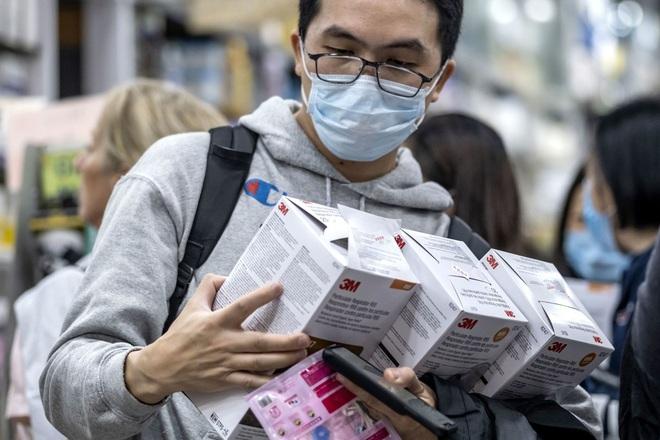 Loạt ảnh ấn tượng về cách Trung Quốc đối phó với đại dịch corona - Ảnh 20.