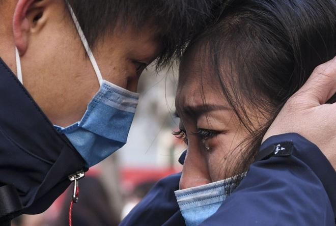 Loạt ảnh ấn tượng về cách Trung Quốc đối phó với đại dịch corona - Ảnh 17.