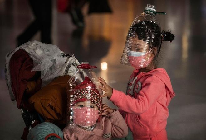 Loạt ảnh ấn tượng về cách Trung Quốc đối phó với đại dịch corona - Ảnh 16.