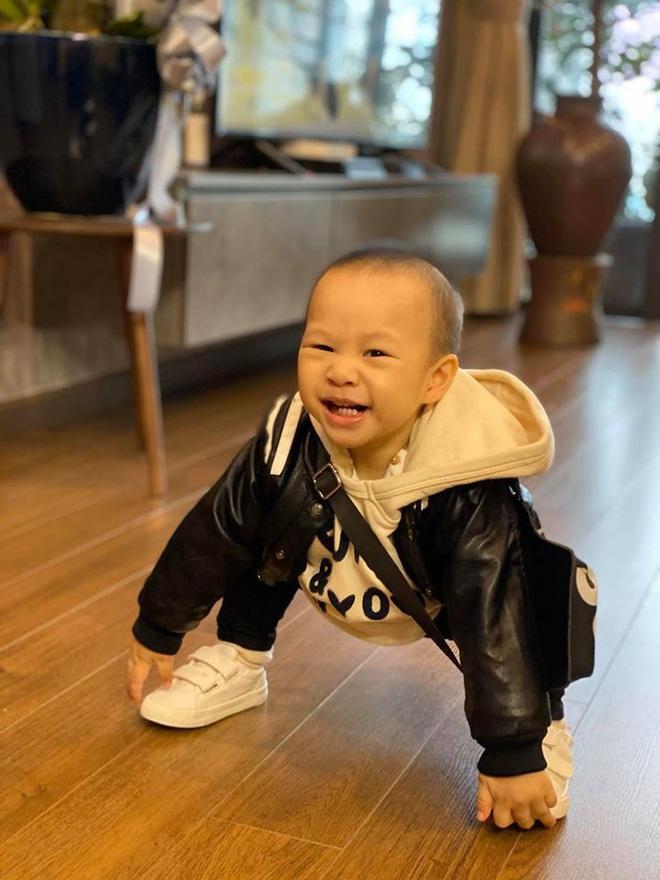 Đã có 3 anh con trai, vợ chồng BTV Quang Minh VTV vẫn cố thêm lần nữa, giới tính em bé thứ 4 khiến nhiều người bất ngờ - Ảnh 5.