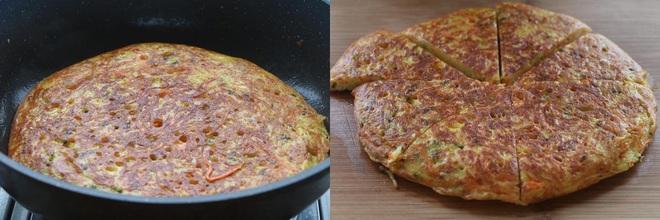 Bánh khoai tây nóng hổi mềm ngon bất ngờ, trời lạnh ăn ngon tuyệt! - Ảnh 4.