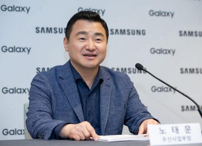 Sếp Samsung khoe có thể làm smartphone gập ba nhưng chưa làm vì e ngại người dùng chưa sẵn sàng - Ảnh 1.