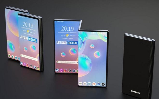 """Sếp Samsung khoe có thể làm smartphone gập ba nhưng chưa làm vì """"e ngại"""" người dùng chưa sẵn sàng"""