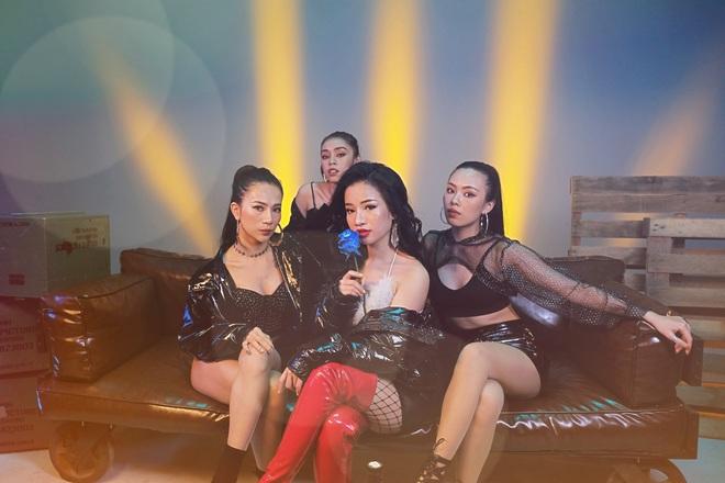 Lâm Bảo Ngọc khoe vẻ gợi cảm và vũ đạo điêu luyện trong MV đầu tay - Ảnh 9.