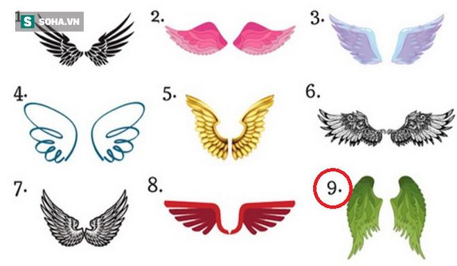 Hãy chọn đôi cánh mình thích: Số 9 - món quà cho bạn là sự thành công - Ảnh 9.